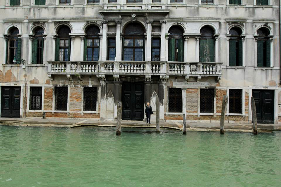 Tower of Babel, Palazzo Zenobio, Venice 2013